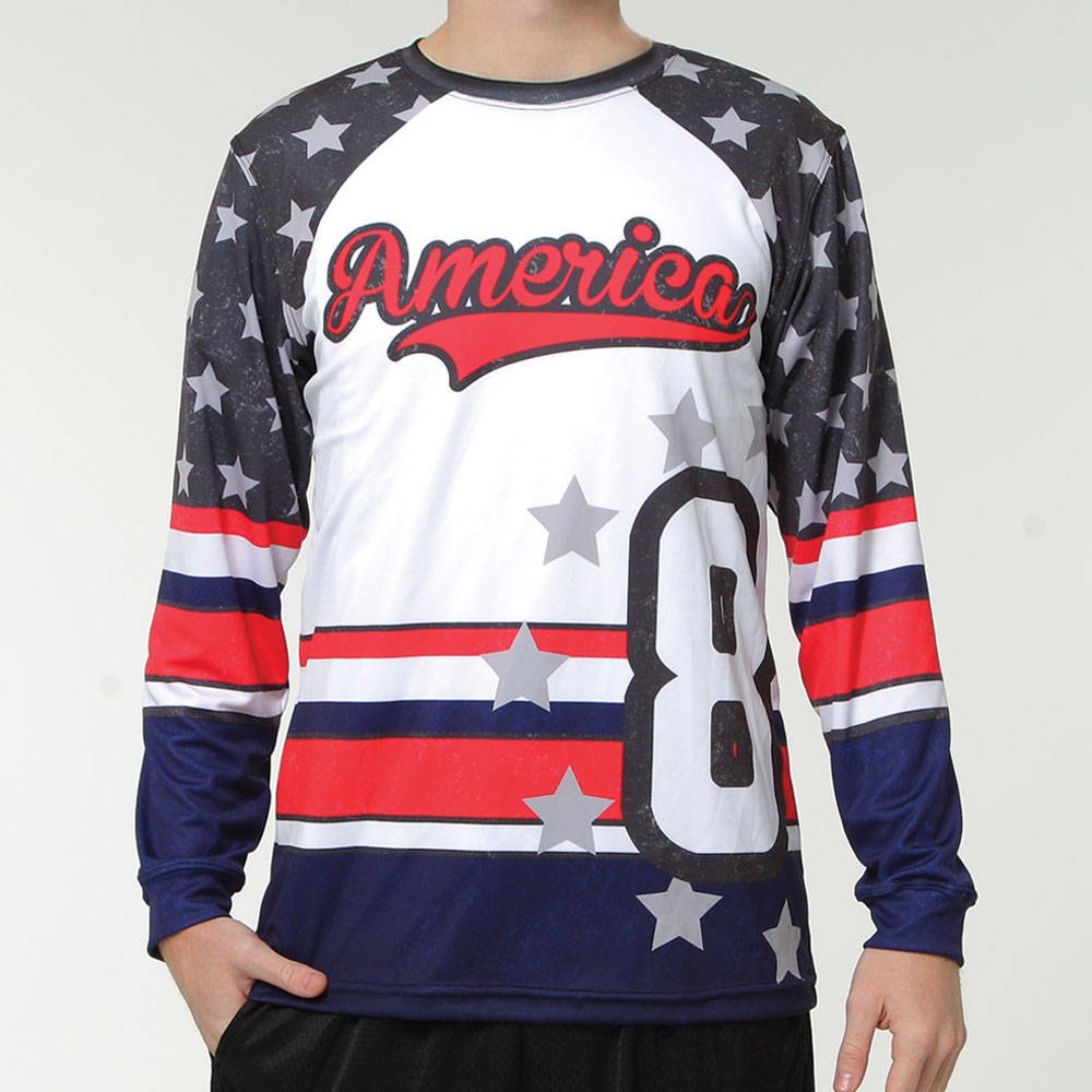 american design softball jersey