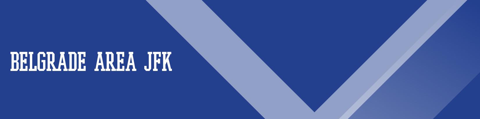 Belgrade JFK